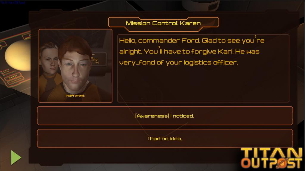 Titan Outpost : Mission Control: KarelAndKaren